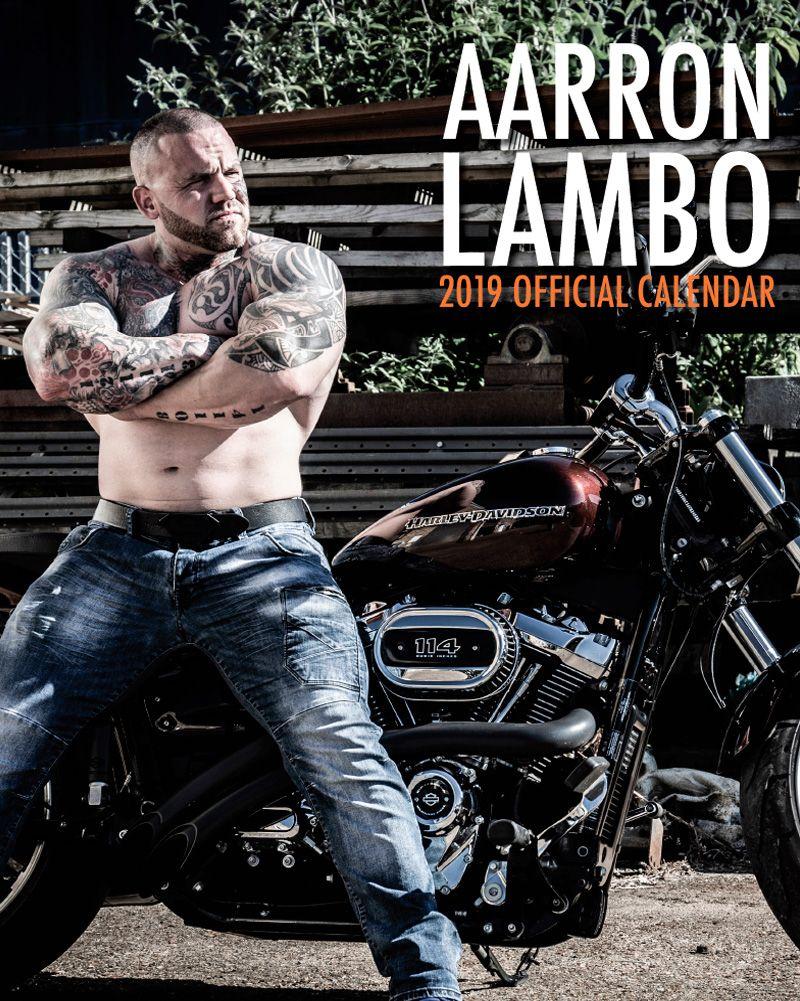 Aarron Lambo 2019 Calendar
